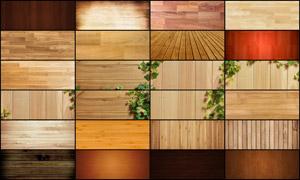 25张淘宝木地板纹理海报背景图片