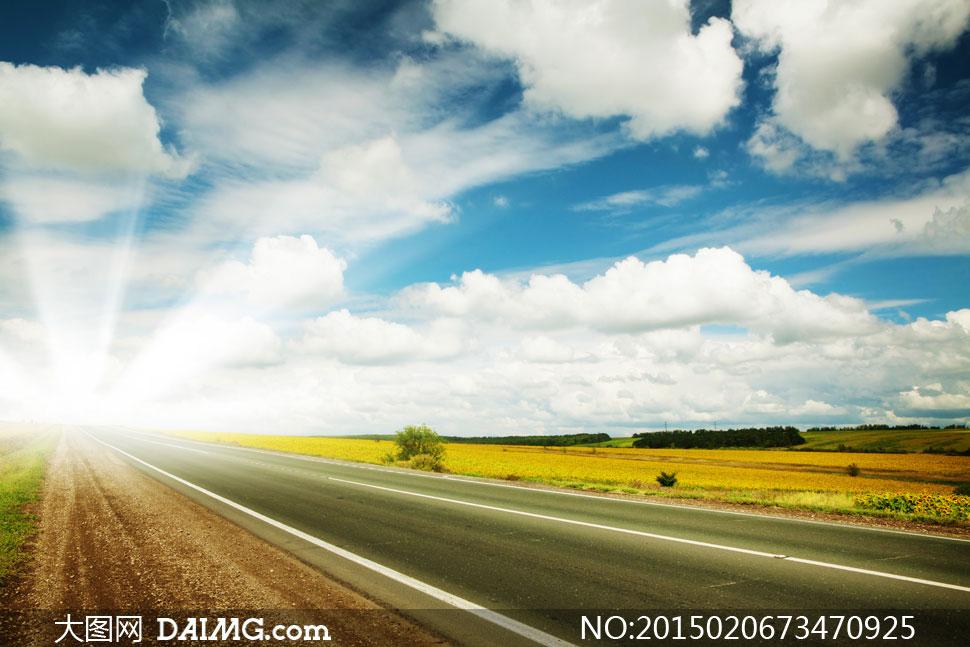 壁纸 道路 高速 高速公路 公路 桌面 970_647
