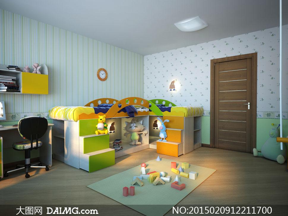 - Habitaciones de juguetes ...
