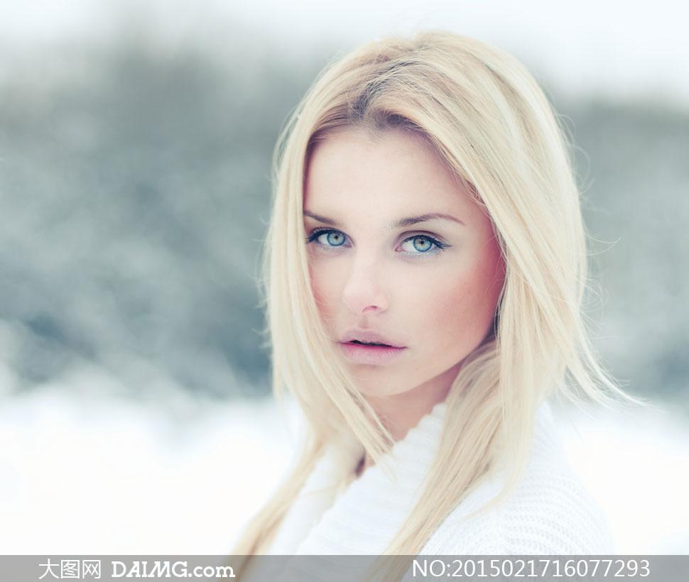 情趣蓝眼睛的人物高清v情趣图片美女长发酒店偷拍防图片