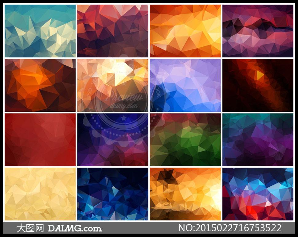 色彩鲜亮手机壁纸