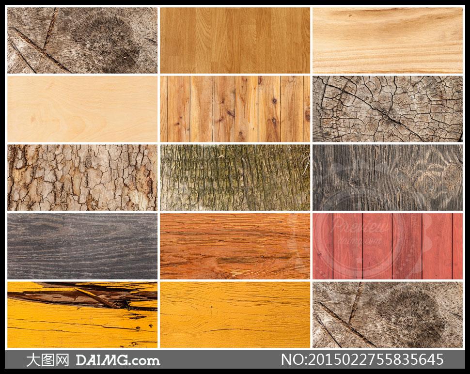 木纹木板纹理材质背景高清图片下载