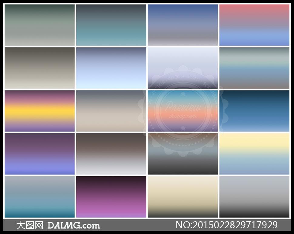 色色色动一动就舒服_关键词: 高清大图图片素材炫彩多彩渐变色过渡色色彩色系线性渐变