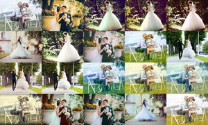 20款婚礼照片艺术效果LR预设
