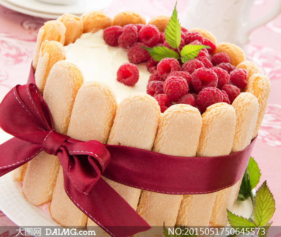 蛋糕图片可爱独特