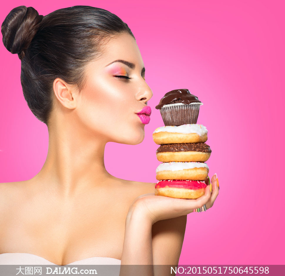 诱人美食与嘟嘴的图片v美食高清美食-大图网设魏县美女河北图片