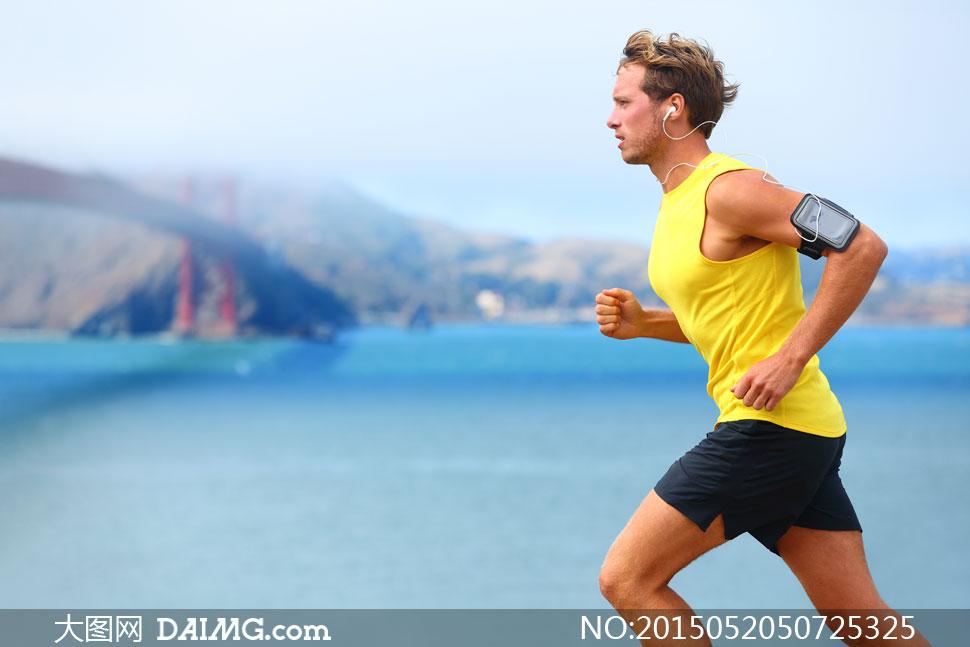 关键词: 高清摄影大图图片素材自然风景风光体育运动跑步黄色侧面臂