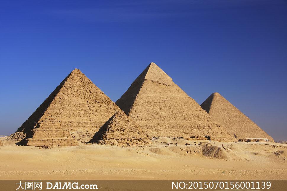 高清大图图片素材摄影自然风景风光建筑物金字塔