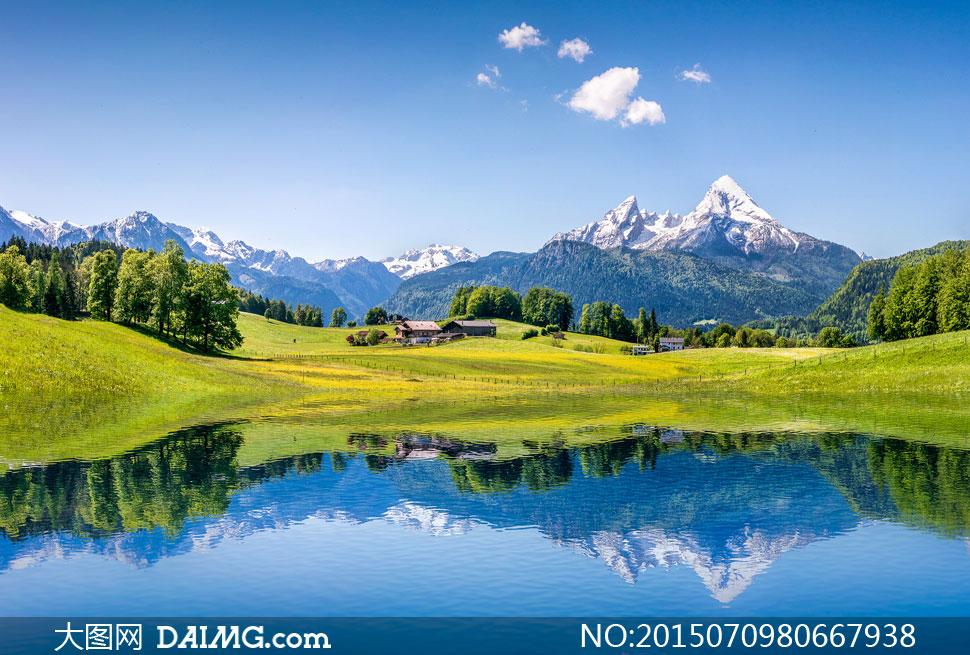 关键词: 高清大图图片素材摄影自然风景风光大山山峦山岭山峰山顶图片