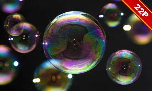 梦幻泡泡高光图层叠加高清图片集V1