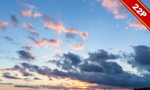 天空云层主题图层叠加高清图片集V2