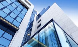城市高层商务办公大楼摄影高清图片