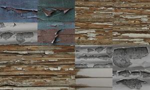 13张墙面油漆起皮效果图片素材