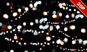 夢幻絢麗光效散景創意高清圖片集V2