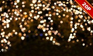 夢幻絢麗光效散景創意高清圖片集V3