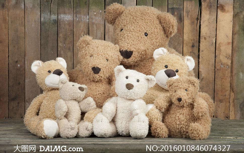 玩具熊高清图片