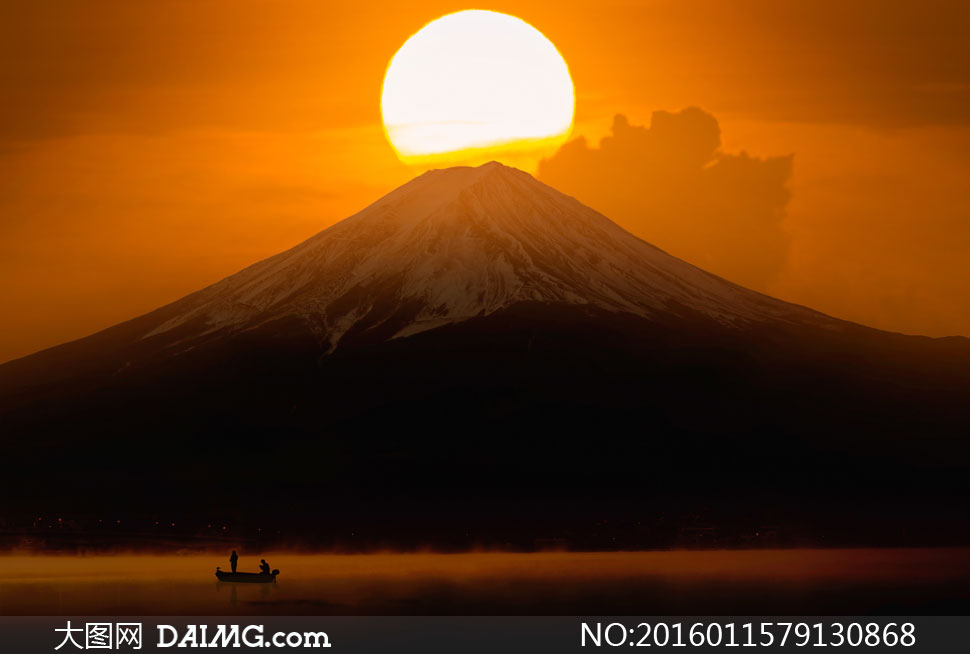 词: 高清大图图片素材摄影自然风景风光大山高山山峰山野山峦雪山太阳