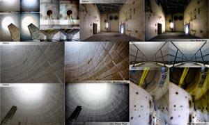 Nicolesy系列核电站场景后期调色LR预设