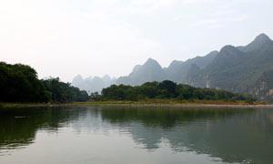 漓江山水风景摄影图片