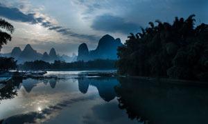桂林山水唯美风景摄影图片
