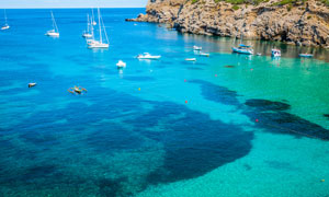 西班牙伊维萨自然风光摄影高清图片