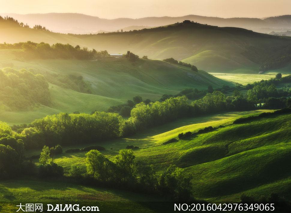 自然风景高清图片