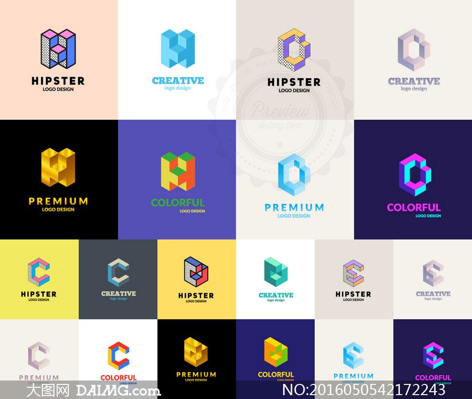 学习网站logo设计