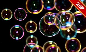 梦幻泡泡高光图层叠加高清图片集V6