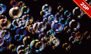 梦幻泡泡高光图层叠加高清图片集V7