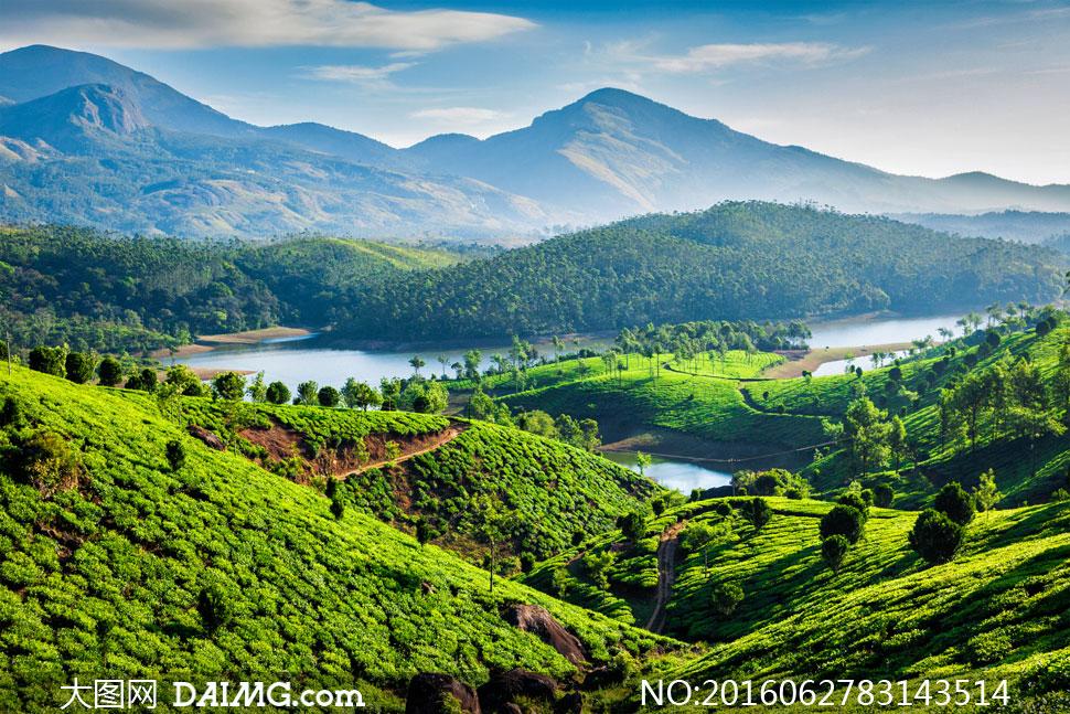 关 键 词: 高清大图图片素材摄影自然风景风光景观大山远山高山山峦