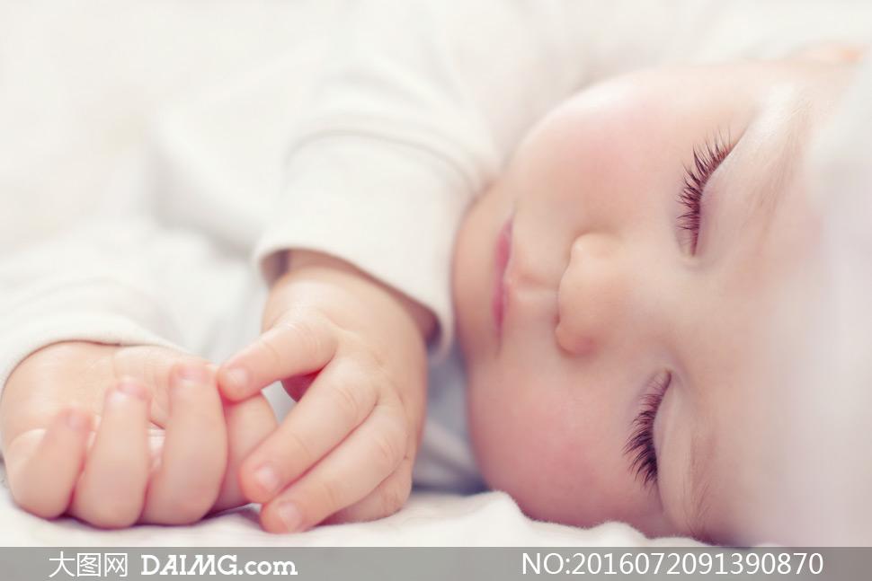 可爱宝宝摄影高清图片