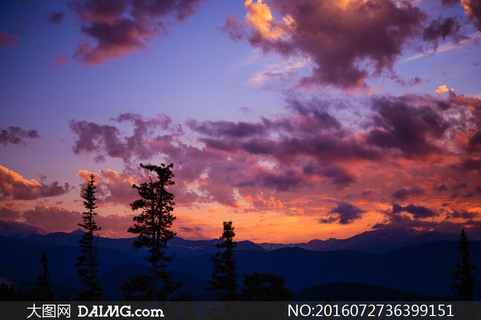 高清大图图片素材摄影自然风景风光景观天空云彩