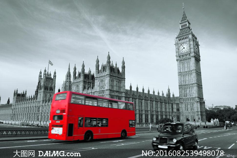 高清摄影图片大图自然风景风光景观城市建筑物