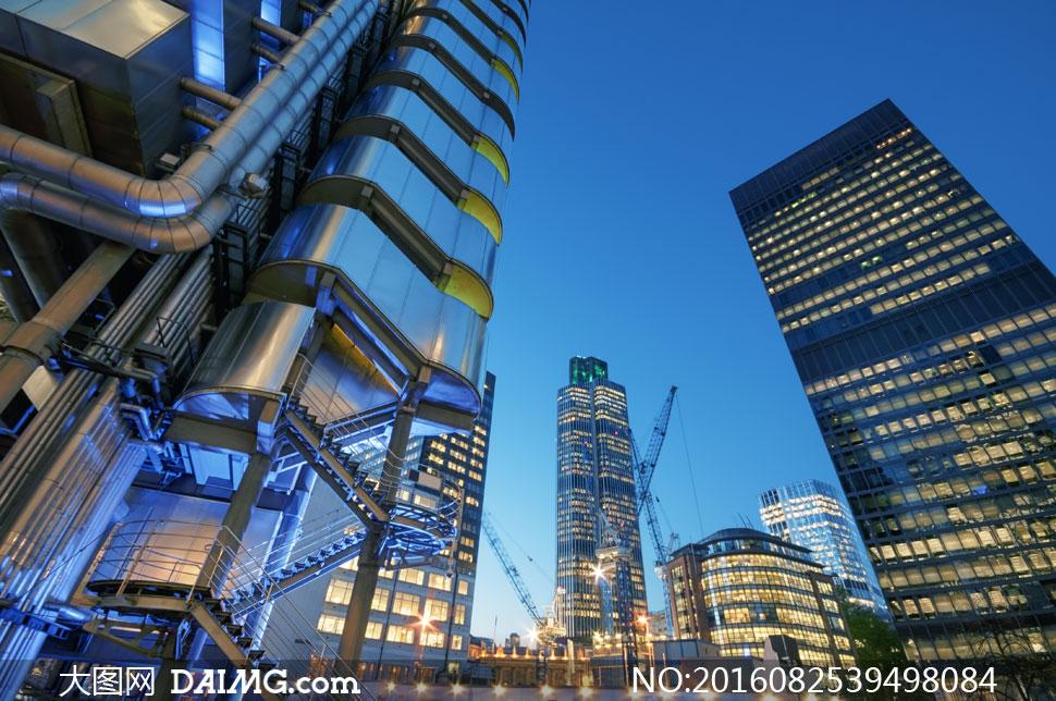 高清摄影图片大图自然风景风光景观城市建筑