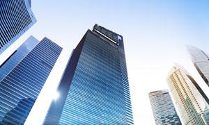 城市商务摩天大楼风光摄影高清图片