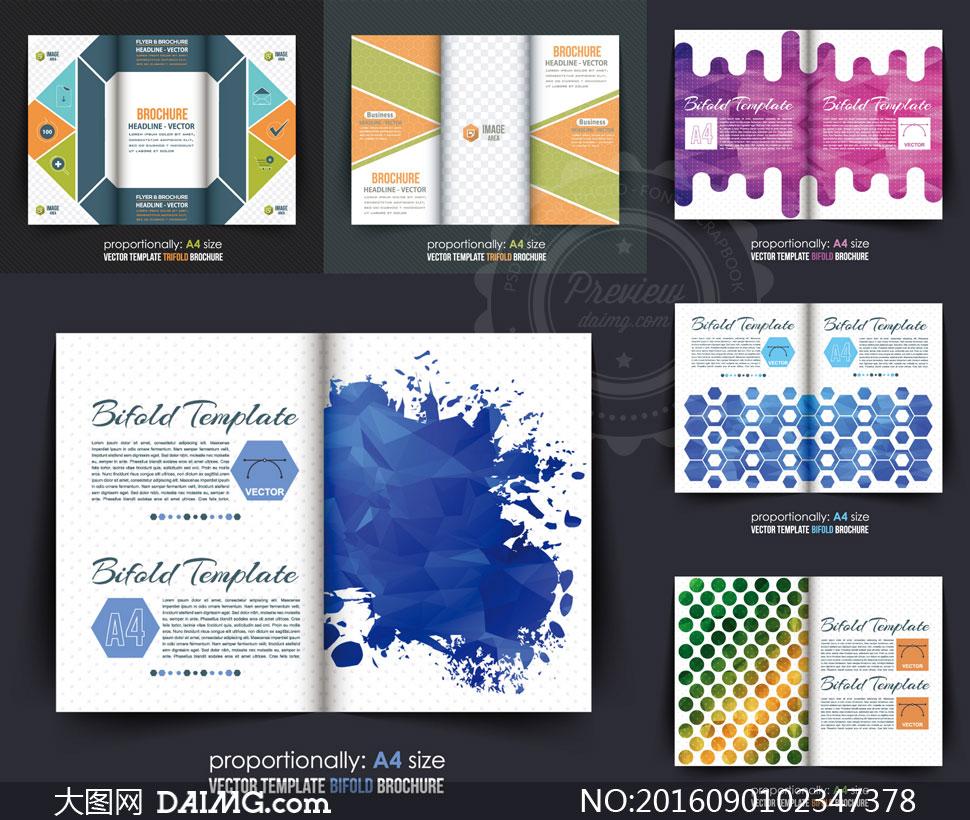 关 键 词: 矢量素材矢量图设计素材折页设计单页设计宣传单页彩页