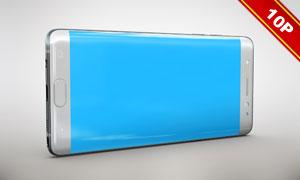 三星GalaxyNote7手机原型贴图模板