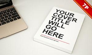 书籍装帧封面设计应用效果贴图模板