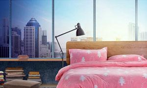 创意的家具海报设计PS教程素材