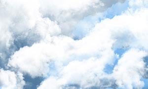 39款高清晰云彩和云朵PS笔刷