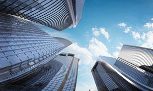 城市摩天大楼景观风光摄影高清图片