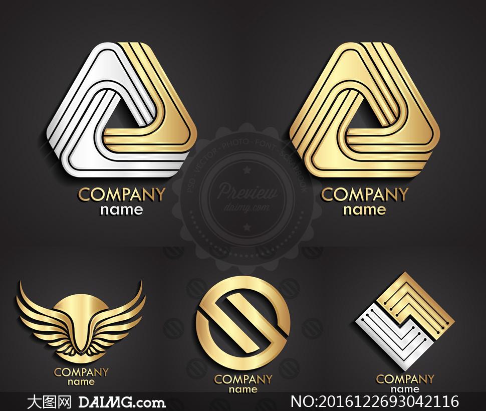 关 键 词: 矢量素材矢量图设计素材创意设计标志设计logo设计金属