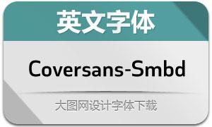 Coversans-Semibold(英文字体)