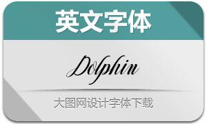 Dolphin(英文字体)