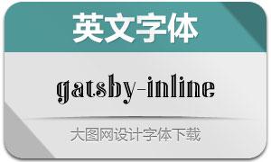 Gatsby-Inline(英文字体)