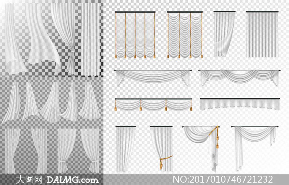 关 键 词: 矢量图矢量素材设计素材黑白格子窗帘欧式窗帘杆风吹 注意