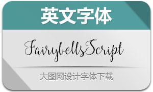 FairybellsScript(英文字体)