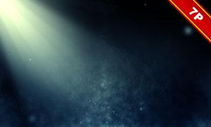 光源灯光情景展示元素PSD分层素材