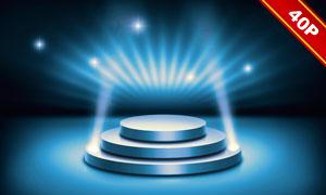 舞台灯光主题多种组合创意高清图片