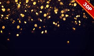 梦幻光斑虚焦效果溶图适用高清图片